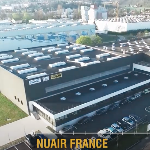 Miniature film Nuair France 2018