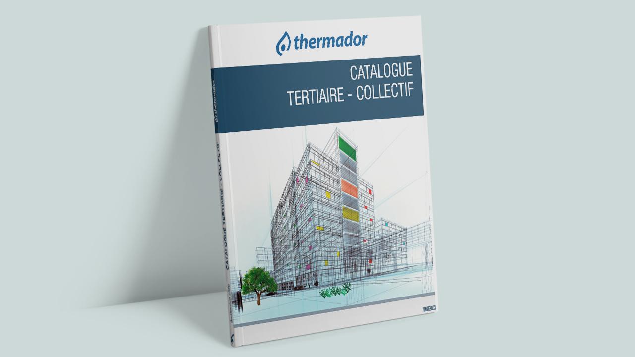 Couverture du catalogue prescription Thermador