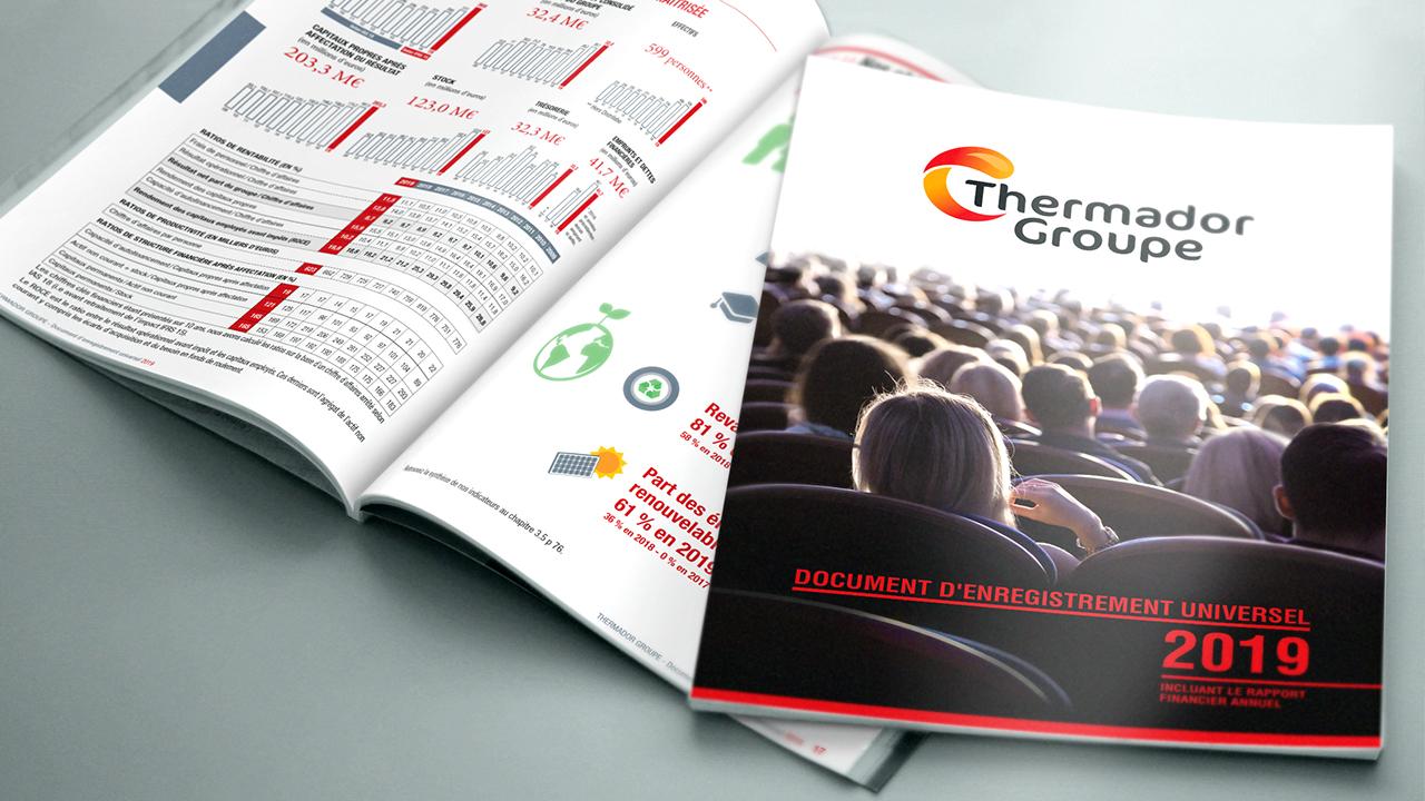 Rapport Annuel 2019 ouvert de Thermador Groupe
