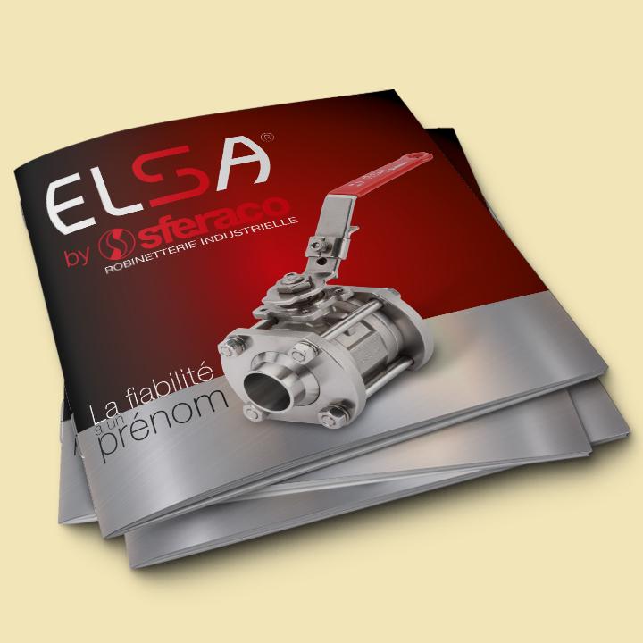 Couverture de la brochure ELSA de Sferaco