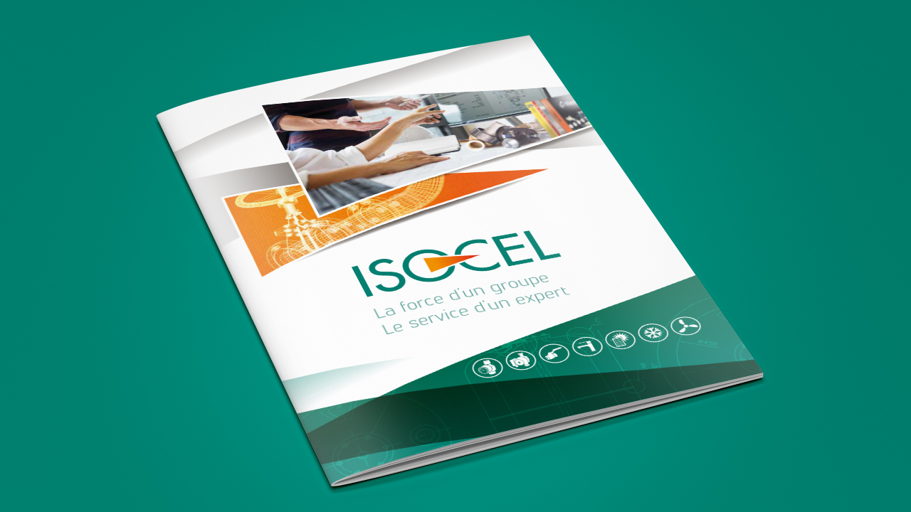 Couverture de la brochure d'Isocel