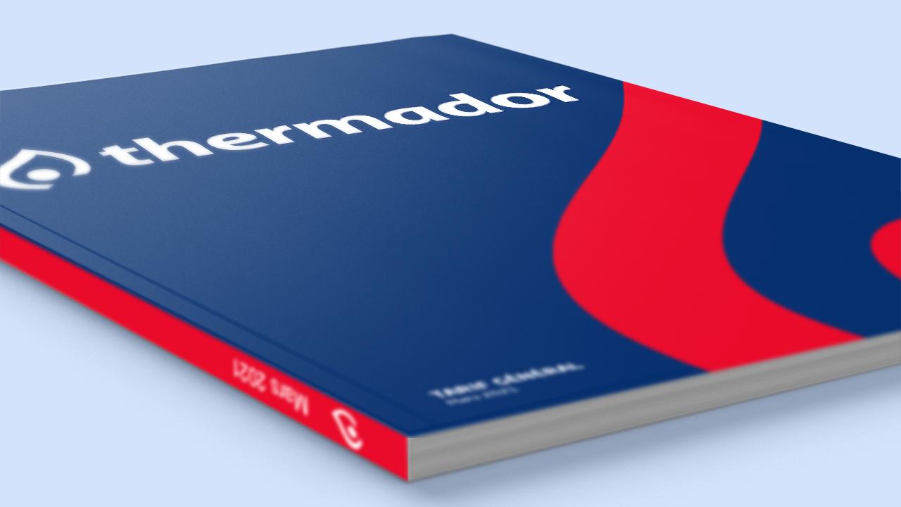 Couverture du catalogue 2021 de Thermador