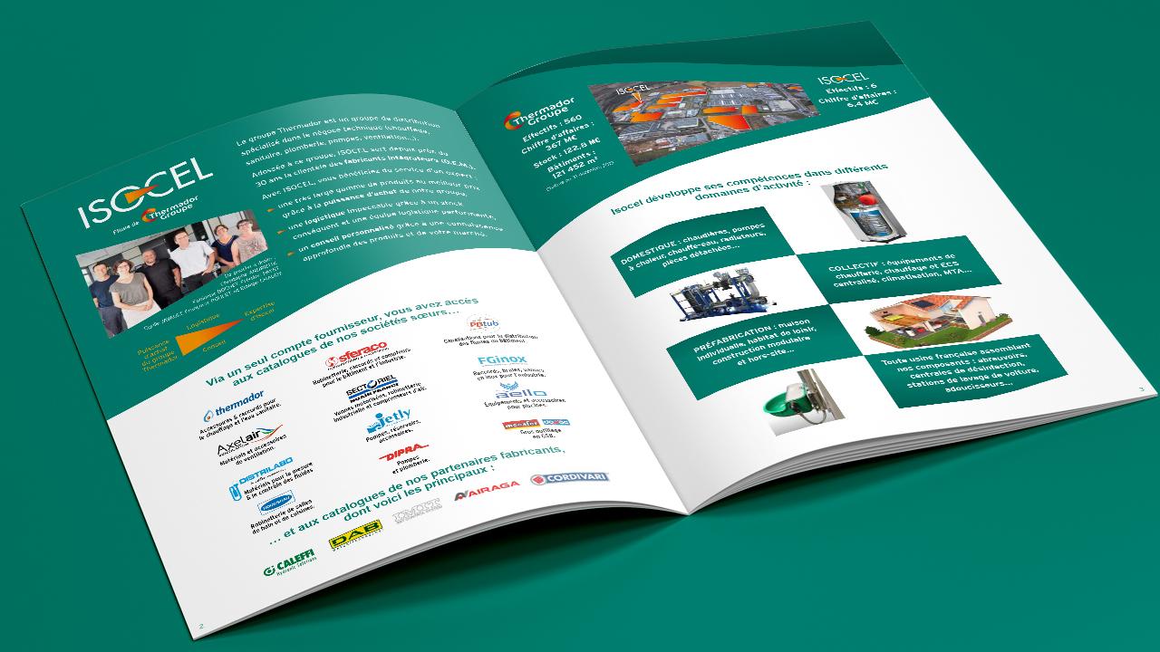 Brochure d'Isocel