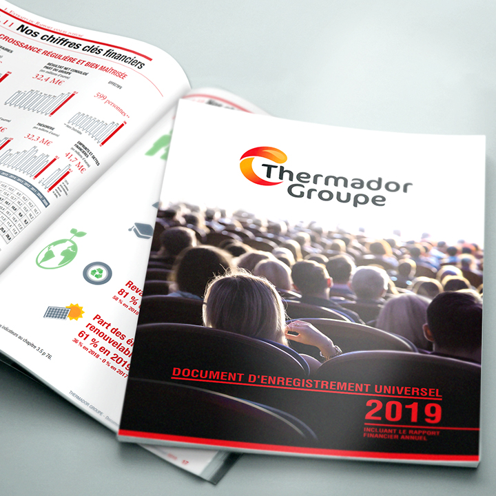 Rapport Annuel 2019 de Thermador Groupe